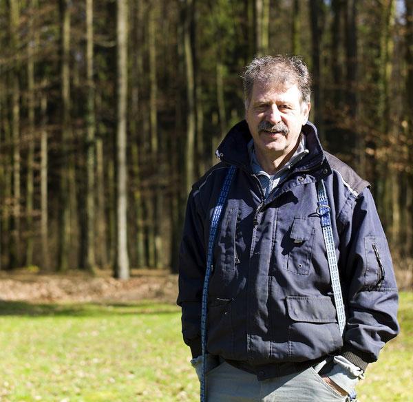 Gerd Schmidt - 1. Vorsitzender, Tierheimleitung, Hunde