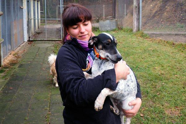 Stefanie Stückle - Tierpflegerin