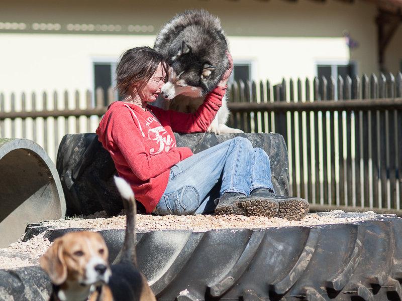 Wohlfühloase für Mensch und Tier