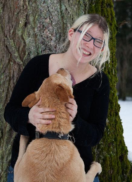 Susi Bansemir - Tierpflegerin