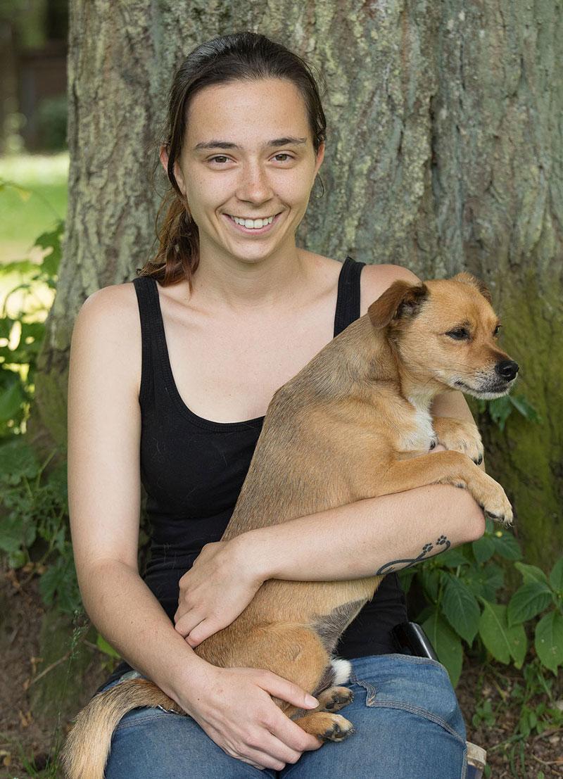 Jessi Singer - Tierpflegerin