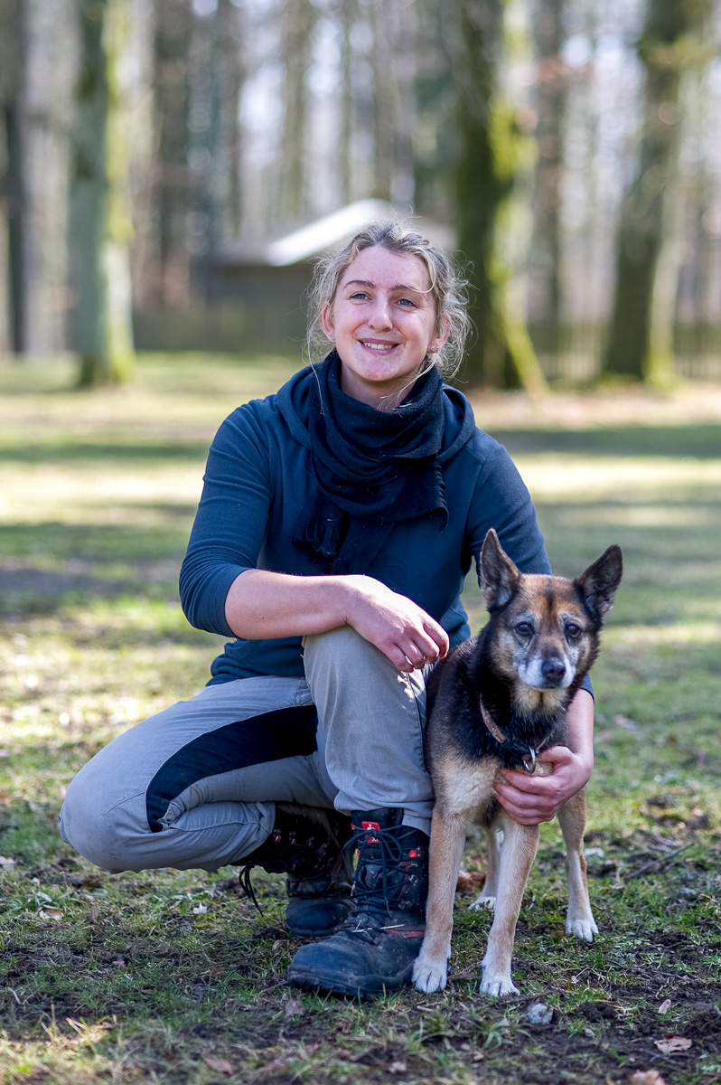 Sandra Kertesz - Tierpflegerin