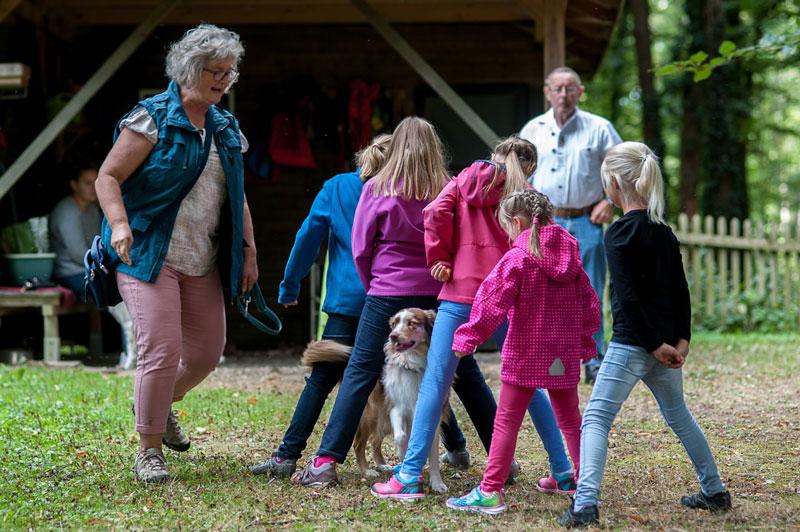 Sommer im Tierheim – Ferienprogramm Markt Rennertshofen 2018